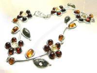 Ref-149  Bracelet ambre