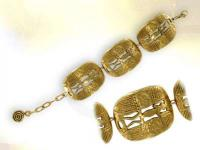 Ref-3306 Bracelet TELEI art PAPOU