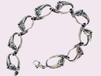 Ref-1915  Bracelet Cheval