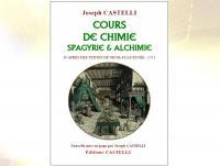 Ref- 2801  Livre maçonnique COURS DE CHIMIE
