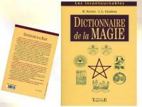 Ref-1022  Dictionnaire de la magie
