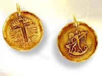 Ref-1969  Archangel MICHAEL medal