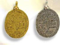 Ref-1824  Amulette d\'Amour
