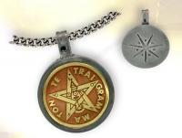Ref-2327  Talisman Tetragrammation