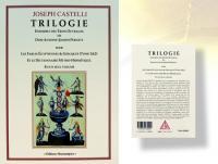 Ref-1142  Livre maçonnique TRILOGIE