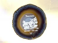 Ref-338  Zodiac taureau
